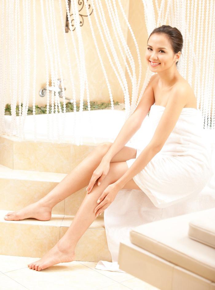 tắm trắng an toàn hiệu quả